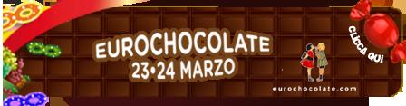 Eurochocolate a Gardaland 23 +24 marzo 2013